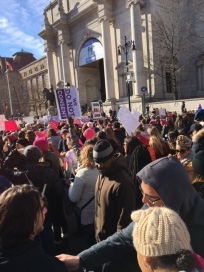 march 2018 crowds